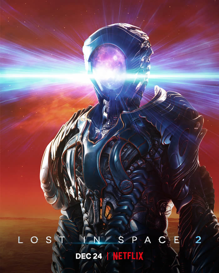 Lost in Space Netflix - Stagione 2