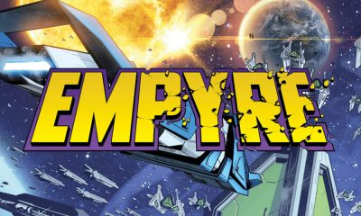 Empyre - Marvel Comics