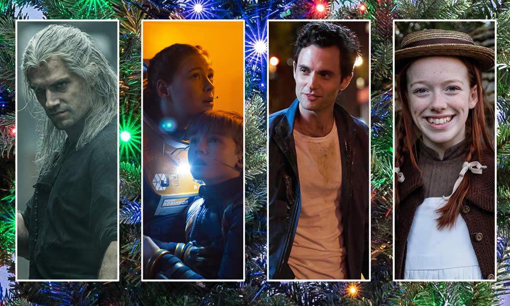 Netflix Serie tv Film Natale
