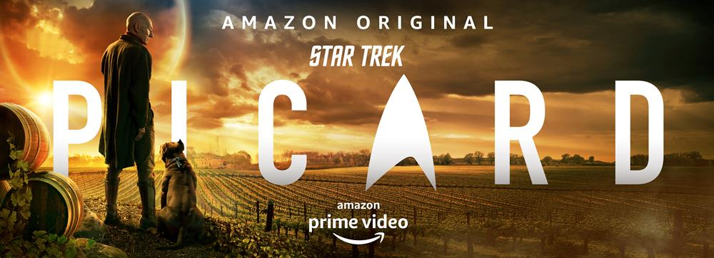Amazon Prime Video uscite Gennaio - Star Trek Picard