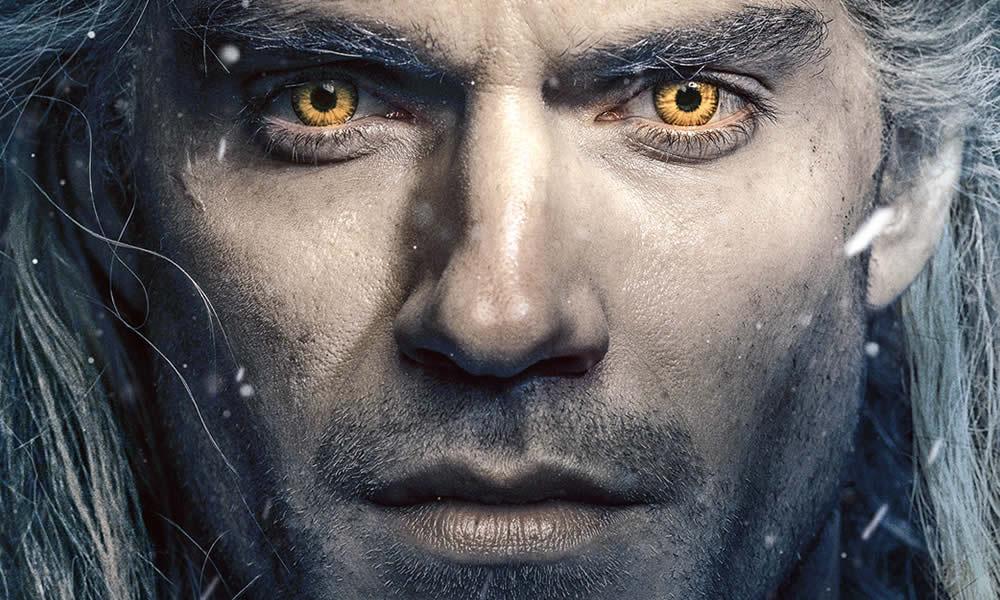 The Witcher Geralt