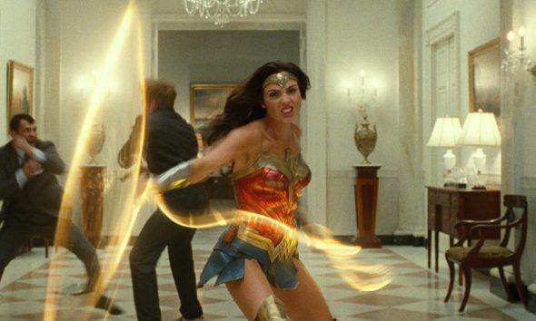 Wonder Woman 1984 trailer e posters