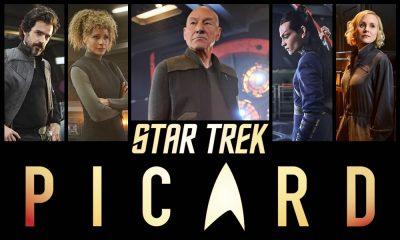Star Trek Picard cast