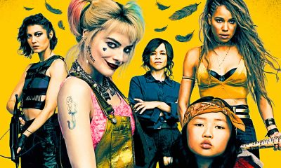 Birds of Prey poster americani