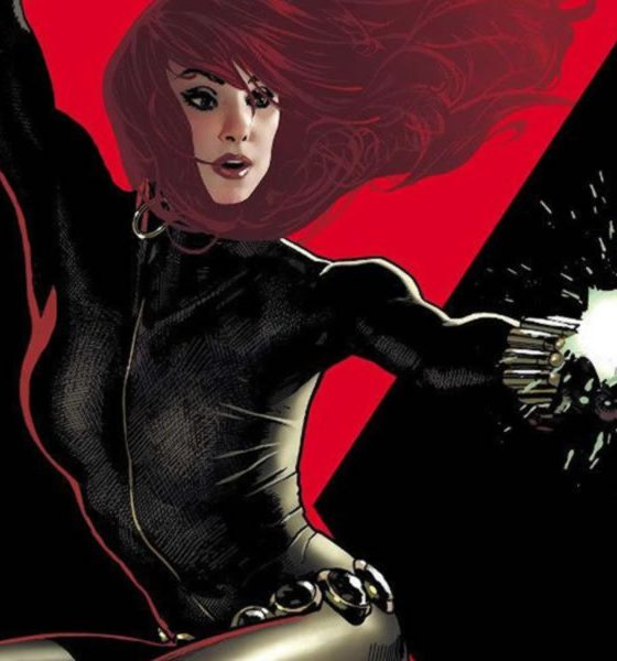 Black Widow nuova serie a fumetti
