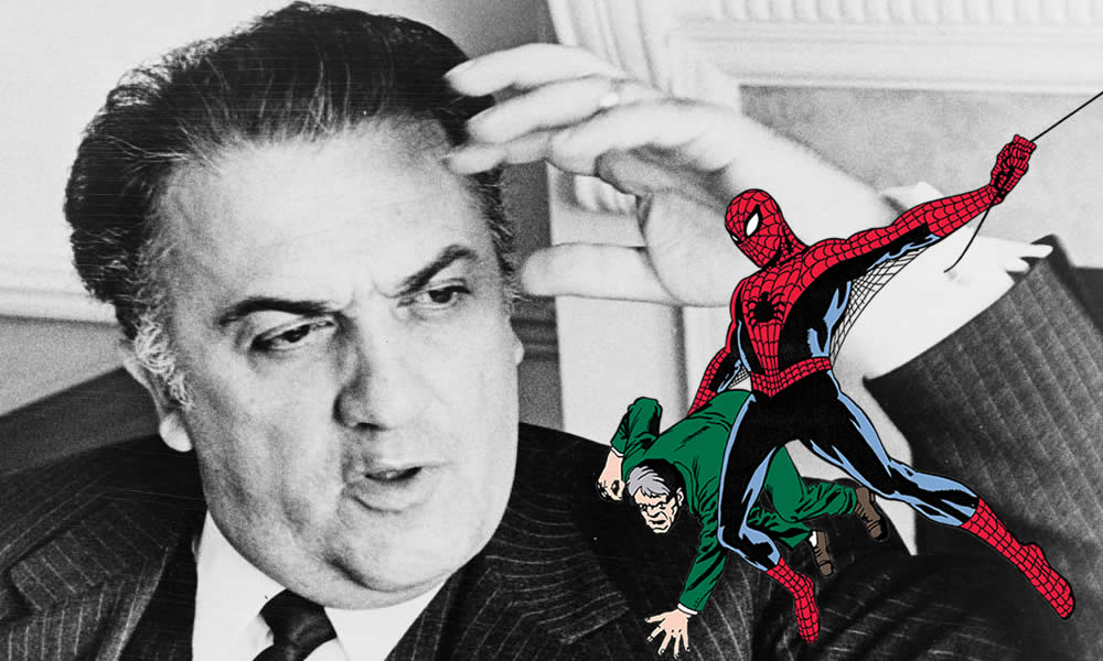Fellini e la Marvel