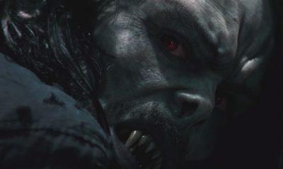 Morbius nel primo trailer del film