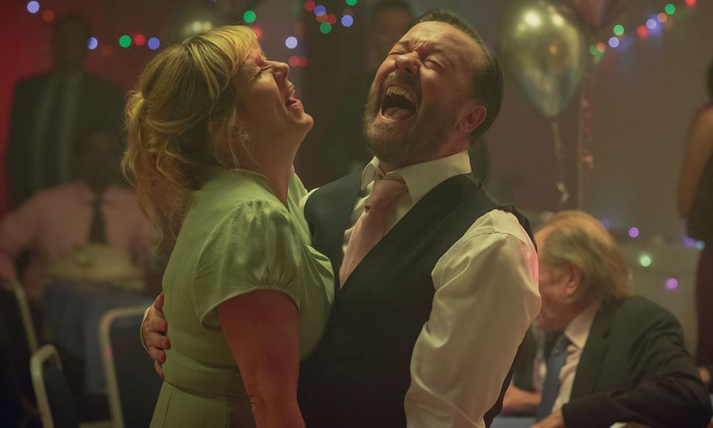 Ricky Gervais Netflix