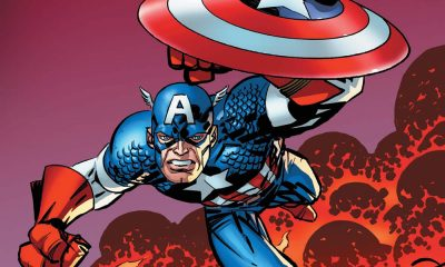 Captain America The End