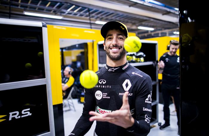 Formula 1 Drive To Survive Netflix