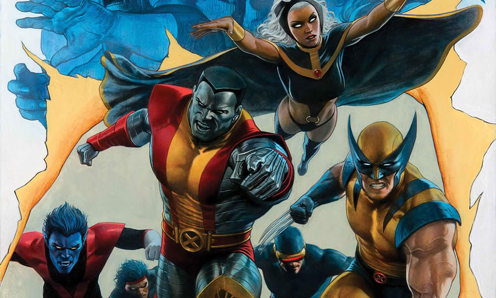 Giant-Size X-Men Tribute