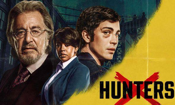 Hunters serie con Al Pacino su Amazon Prime Video