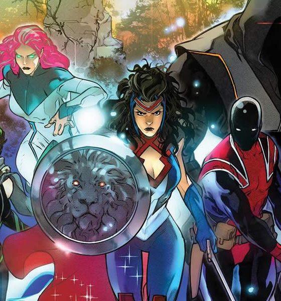 The Union Marvel Comics