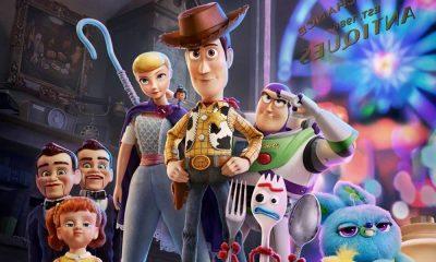 Oscar 2020 Toy Story 4 Miglior film d'Animazione