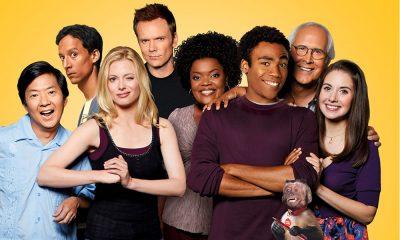 Community Netflix - Il cast principale