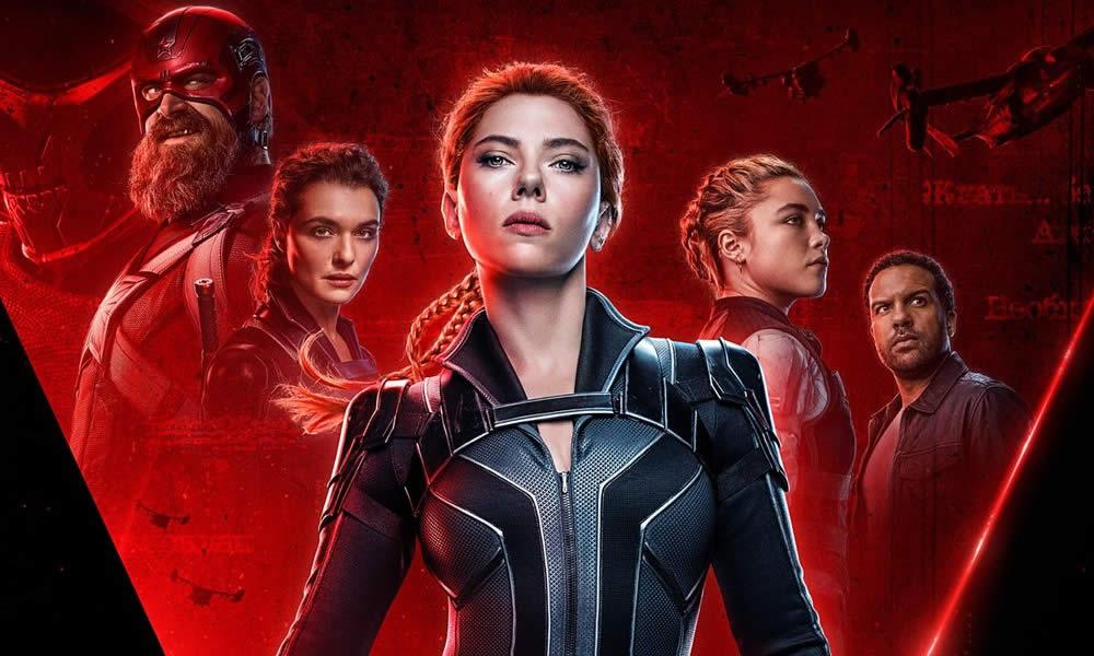 Black Widow data rinviata
