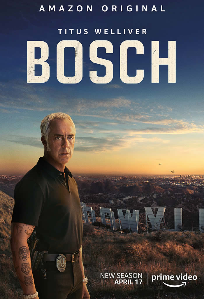Bosch stagione 6