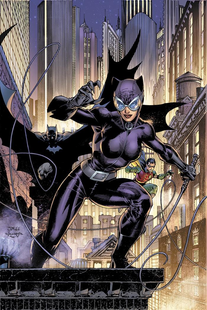 Catwoman 80 anni - COVER