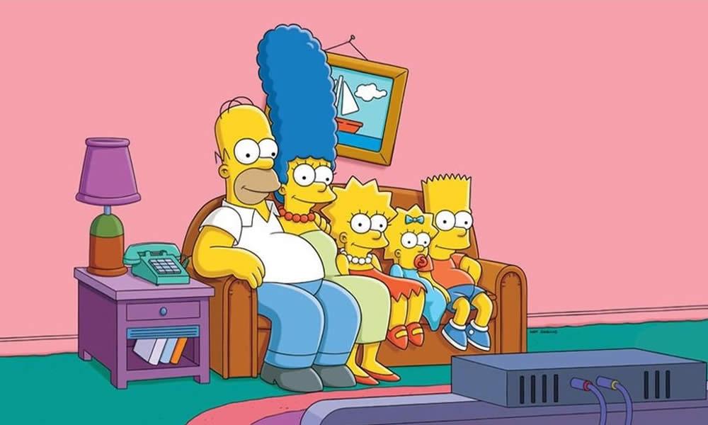 Simpson Disney+