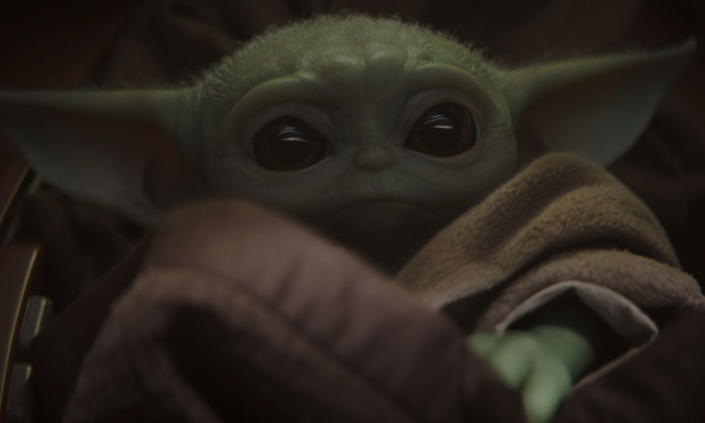 The Mandalorian episodio 1 e 2 - baby yoda