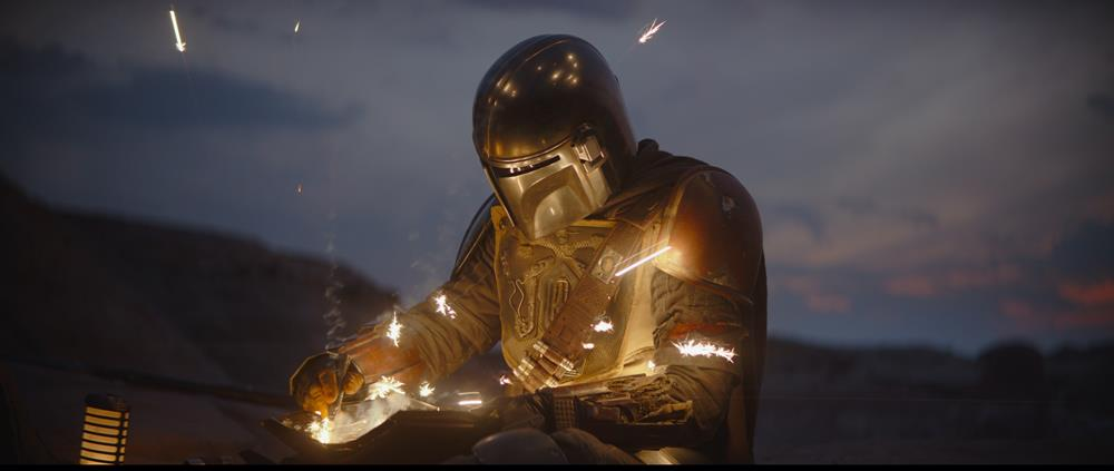 The Mandalorian episodio 2