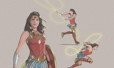 Wonder Woman Mikel Janín