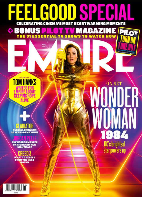 Wonder Woman copertine