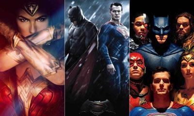 Batman v Superman - Wonder Woman - Justice League