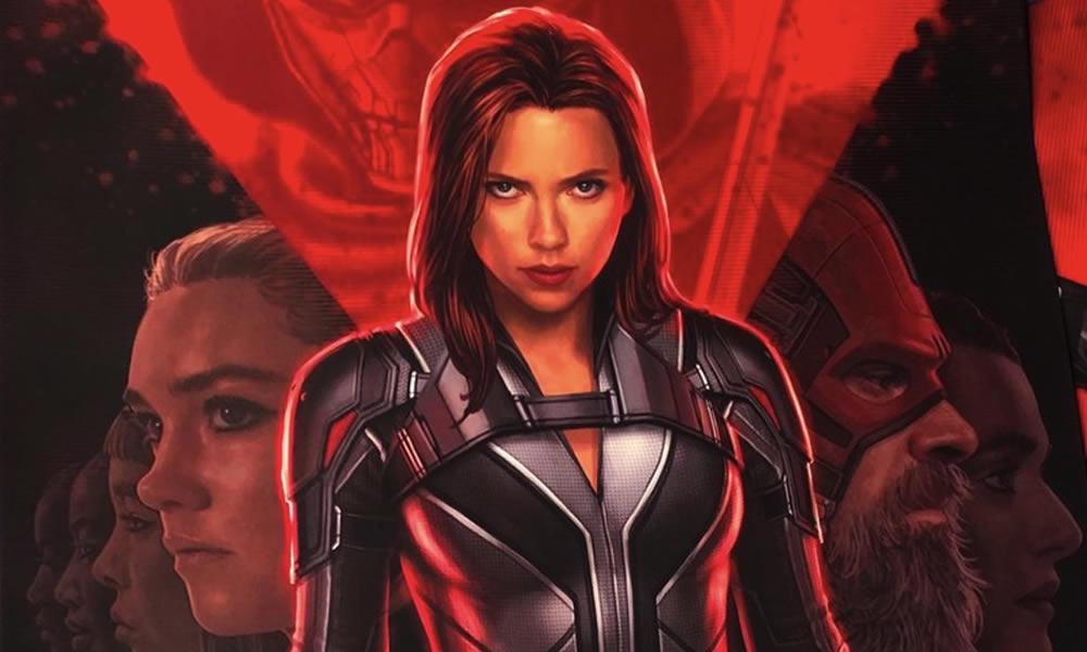 Black Widow data di uscita