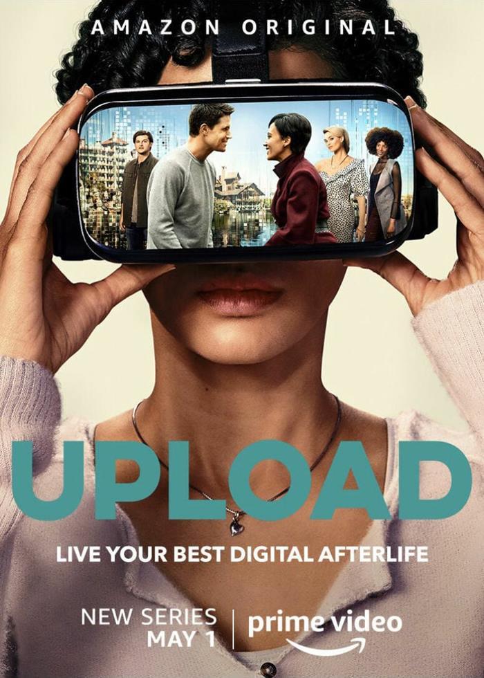 Upload - Amazon Prime Video uscite maggio 2020