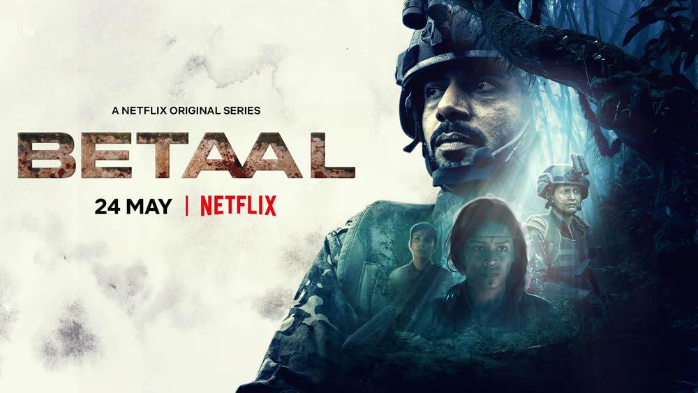 Betaal Netflix