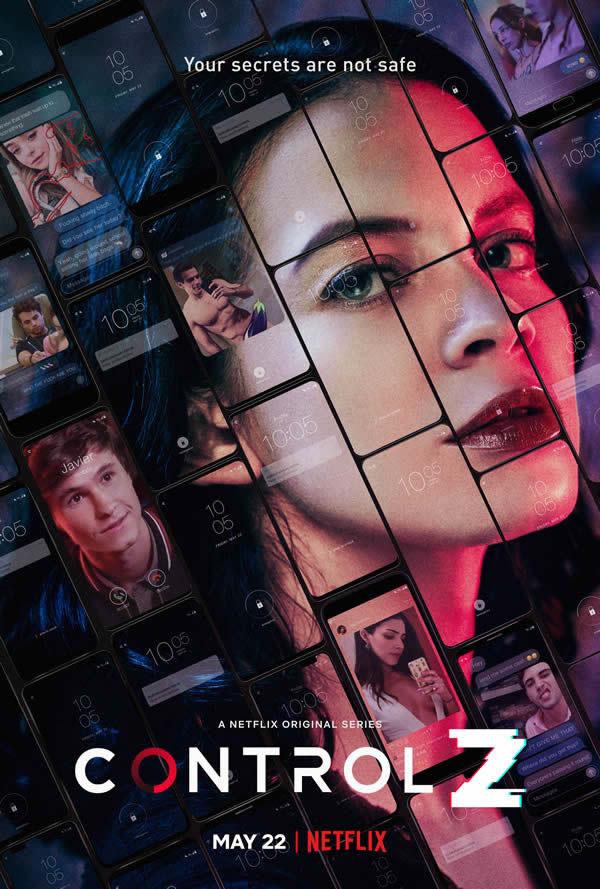 Control Z Netflix - Poster