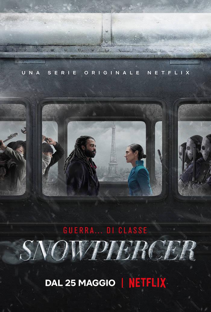 Snowpiercer - Poster Netflix