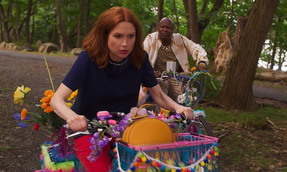 Unbreakable Kimmy Schmidt film interattivo Netflix