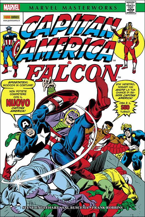 Marvel Masterworks Capitan America 9