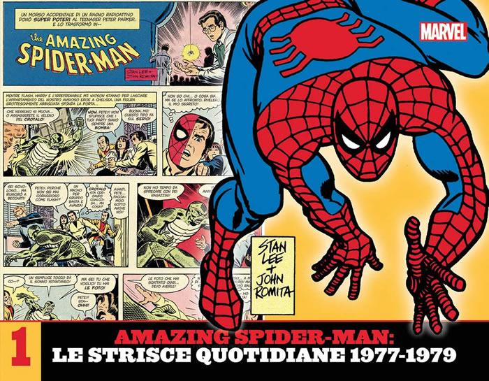 spider-man strisce quotidiane