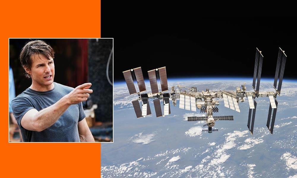 Tom Cruise film spazio
