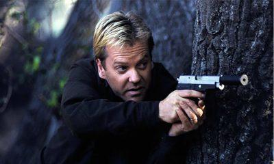 24 serie tv - Jack Bauer in azione