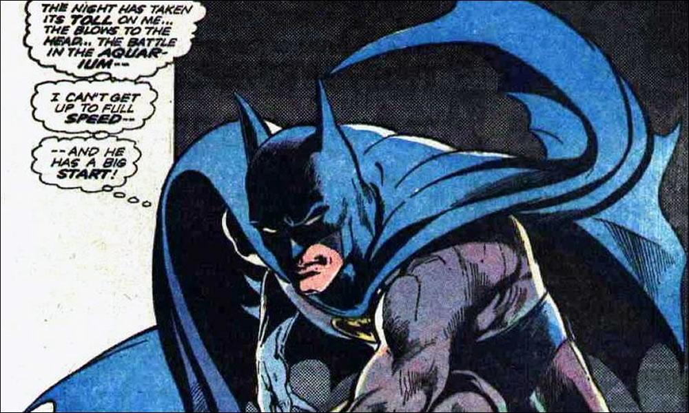 Batman 251 di Dennis O'Neil e Neal Adams