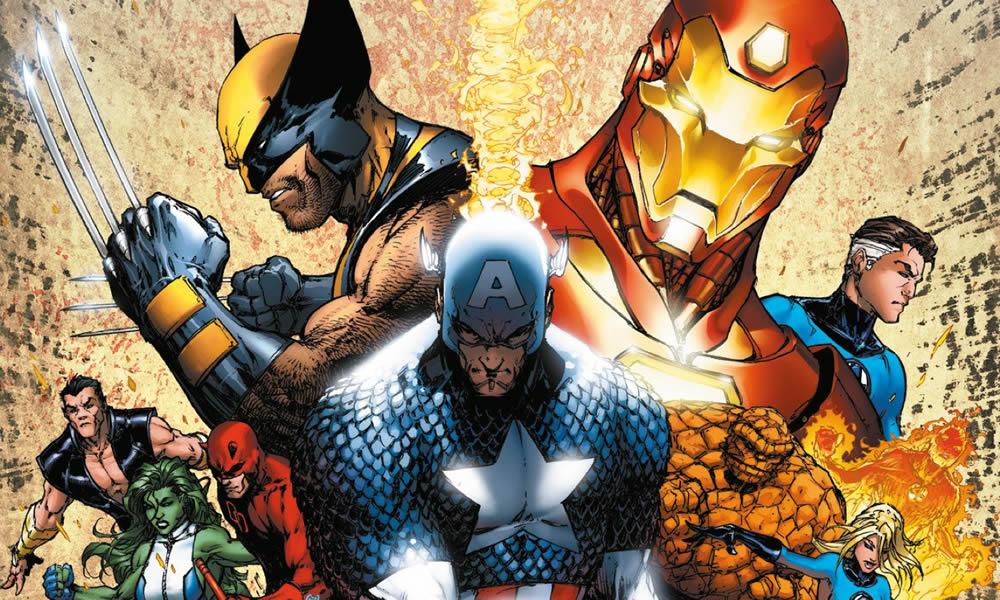 Civil War Marvel Must have