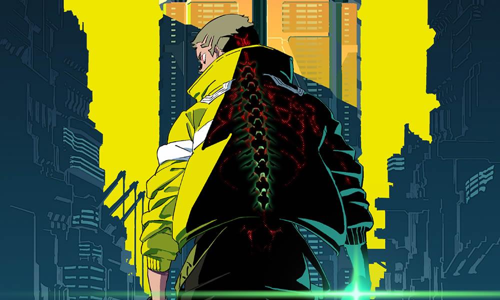 Cyberpunk 2077 - la serie anime CYBERPUNK: EDGERUNNERS