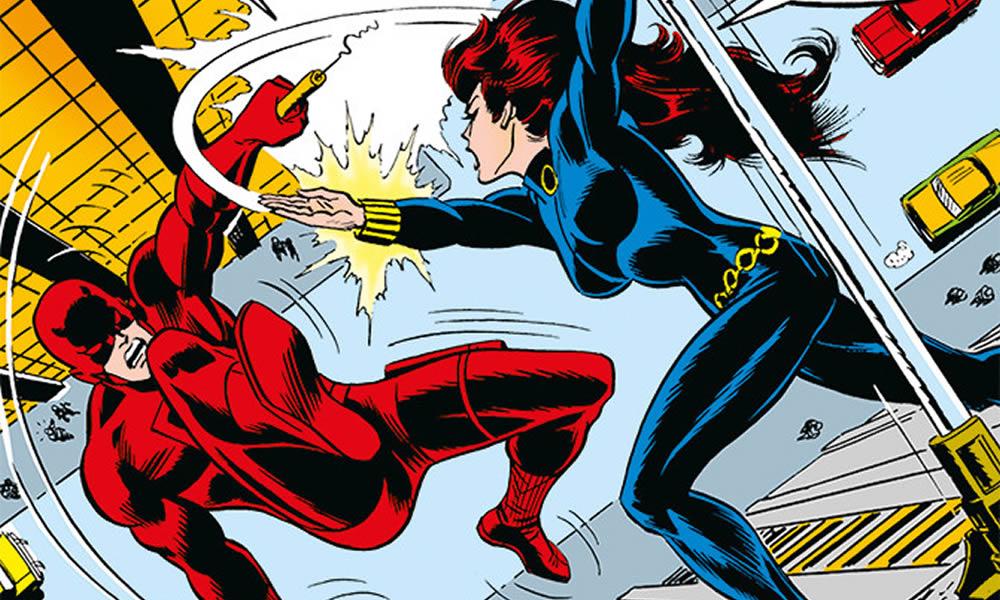 Marvel Masterworks Devil 8