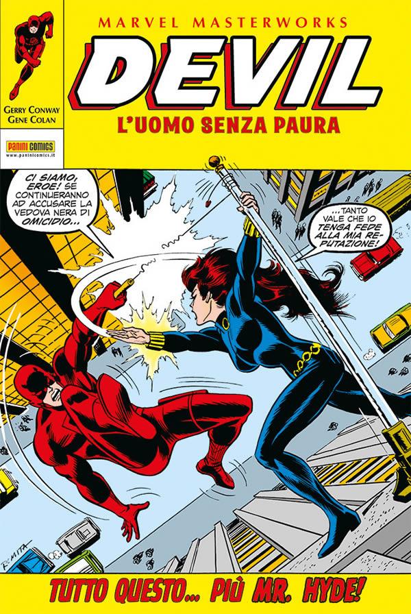 Marvel Masterworks Devil 8 - Panini Comics