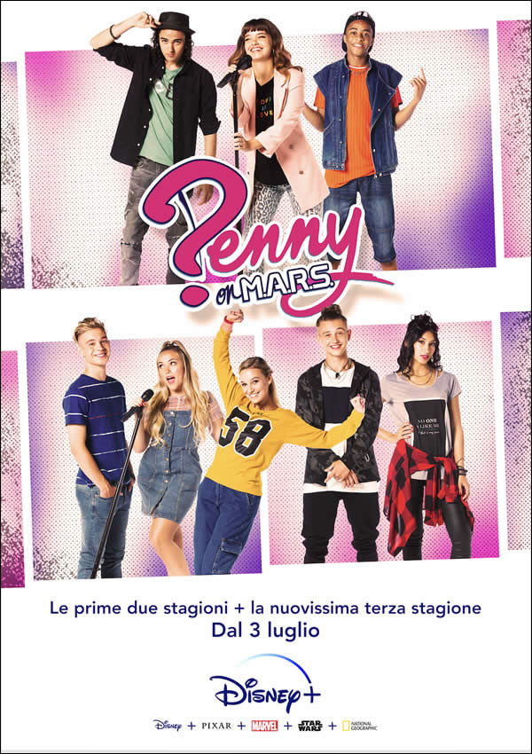 Penny On M.A.R.S. stagione 3