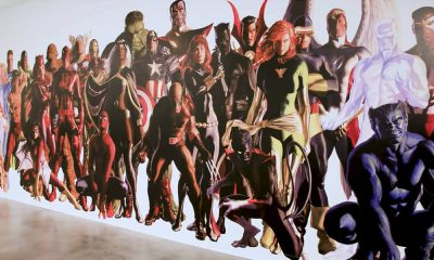 Alex Ross Marvel