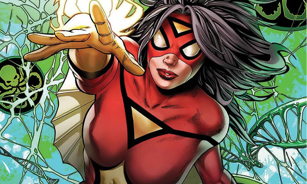 Spider-Woman 100