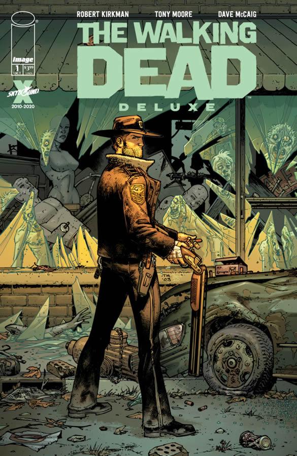 The Walking Dead Deluxe 1