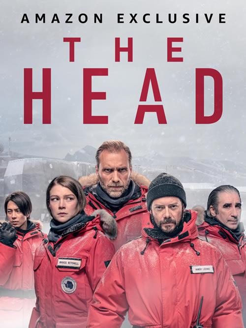 Prime Video uscite agosto - The Head