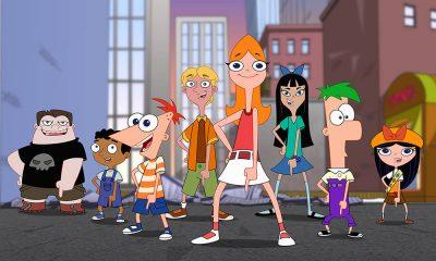 Phineas e Ferb Il Film: Candace contro l'Universo