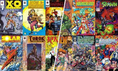 fumetti usa anni 90